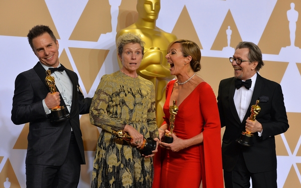 Oscars' TV audience dropped to 26.5 million — an all-time low