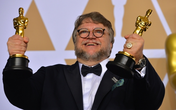 Guillermo del Toro's dark, innocent and mystical imagination propels his films