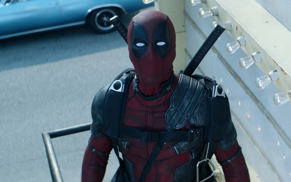 'Deadpool 2' explosion of crass comedy, amazing action
