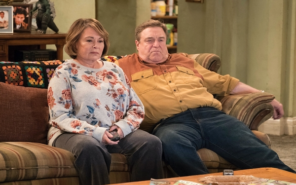 ABC cancels 'Roseanne' following star's racist comments