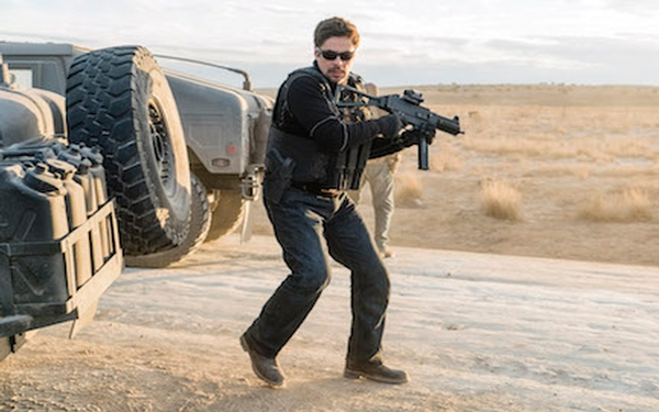 'Sicario: Day of the Soldado' expands political hopelessness, violence