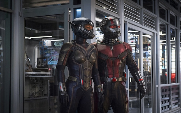 'Ant-Man and the Wasp' is a bright, cheery tonic from the Marvel superhero factory
