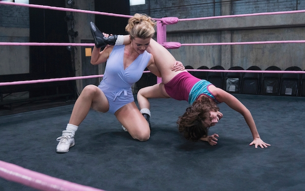'GLOW': The story behind the Weinstein-esque episode