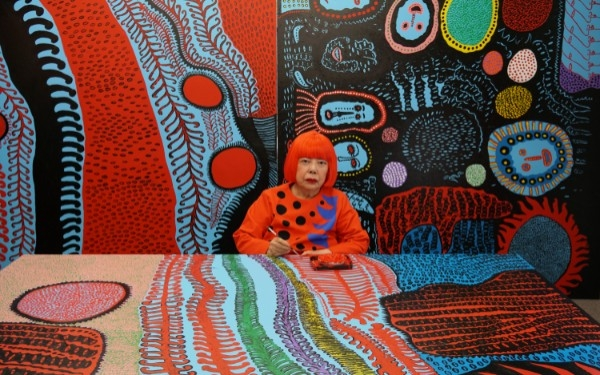 <i>Kusama-Infinity</i>: more than just a biography of an artist