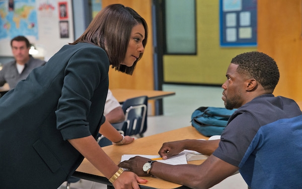 'Night School' review: Mediocre material fails a promising pairing, skilled ensemble