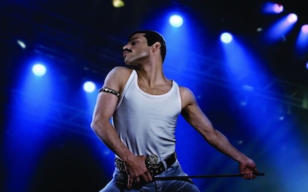 Rami Malek makes a fab Freddie Mercury, but 'Bohemian Rhapsody' will not rock you