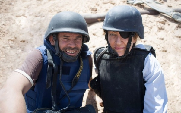 <i>Under the Wire</i> defiantly explores the imperative value and humanity of our press