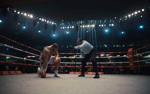 'Creed II' review: Michael B. Jordan's Adonis orders a White Russian to go — on the MAT!