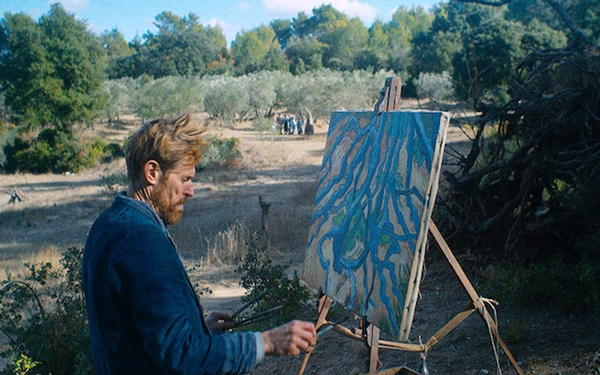 'At Eternity's Gate' review: Willem Dafoe, Oscar Isaac enter a vivid van Gogh landscape