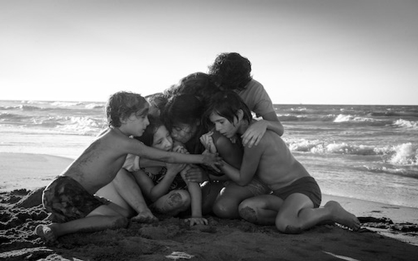 Here are 9 movies that will be nominated for best film, including a first for Netflix with 'Roma'