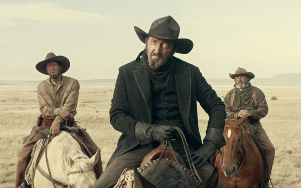 'Ballad of Buster Scruggs' review: The Coen Brothers order up a Western omelette