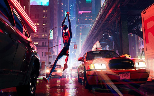The terrific animated film 'Spider-Man: Into the Spider-Verse' opens a whole new web of intrigue