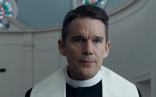In 'First Reformed,' Ethan Hawke gave the performance of the year