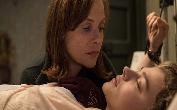'Greta' gets a boost from Isabelle Huppert's freaky, funny performance