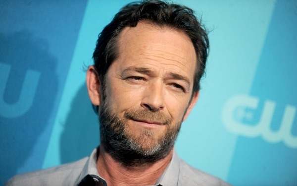 Luke Perry discussed returning to TV on 'Riverdale' at Comic-Con in 2016