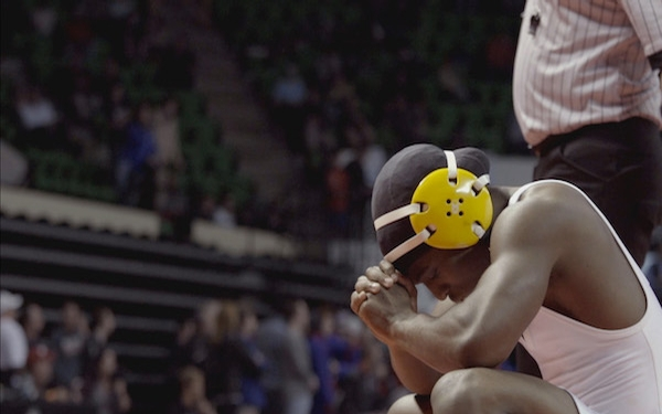 'Wrestle' grabs you and won't let go