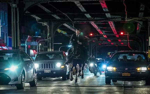 'John Wick 3' doesn't break the violent action film formula