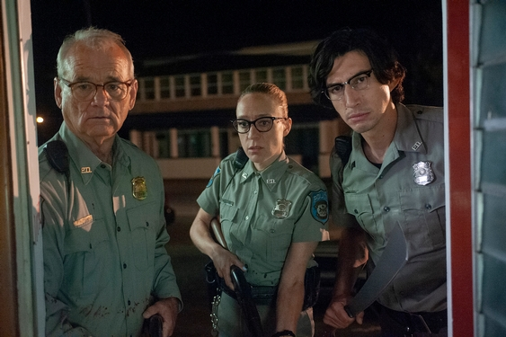 Jim Jarmusch's 'Dead Don't Die' sinks its fun, meta teeth into the zombie genre