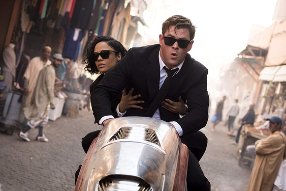 'Men in Black: International' Review