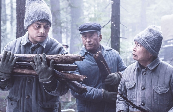 Takei highlights horrors of Japanese internment with 'The Terror: Infamy'