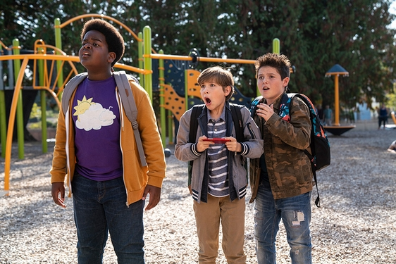 'Good Boys' hilariously captures sweet, sour middle school moments