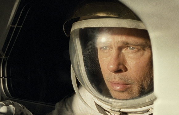 Stunning 'Ad Astra' eclipsed by writing problems
