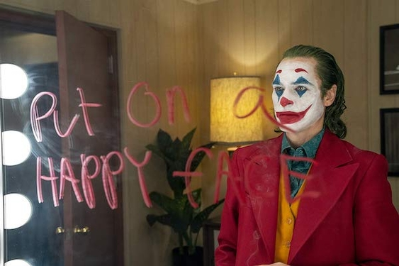 Controversy aside, 'Joker' is all setup, no punchline