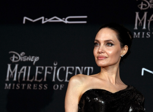 Maleficent doubts her fitness as a mother. So did Angelina Jolie