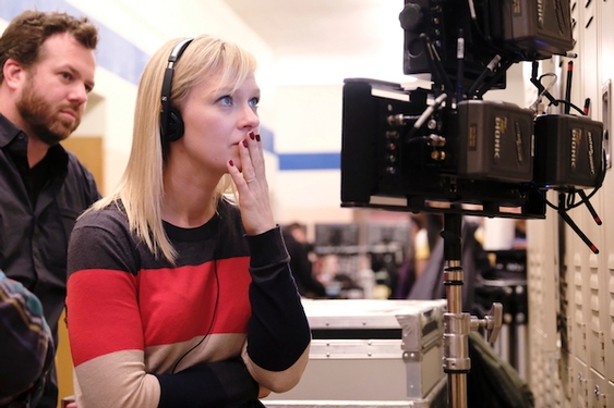 NBC has a novel solution to the dearth of female directors: Let them direct