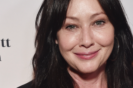 Actress Shannen Doherty reveals Stage 4 breast cancer relapse