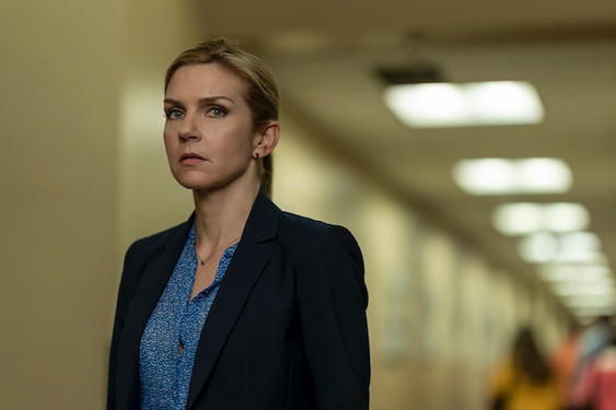 Rhea Seehorn knows her 'Better Call Saul' character is toast. And she's loving every minute