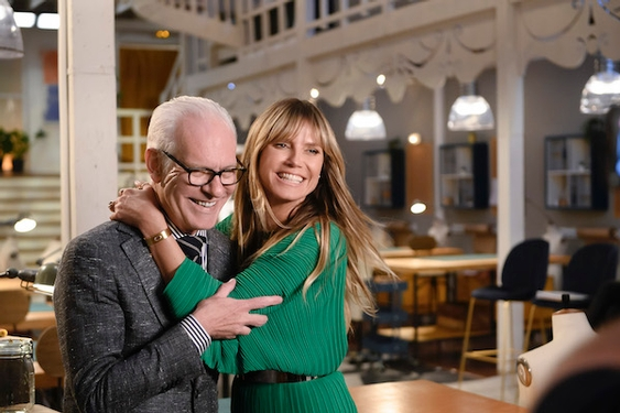 'Every night at 7 o'clock I burst into tears': TV mentor Tim Gunn is freaked out too