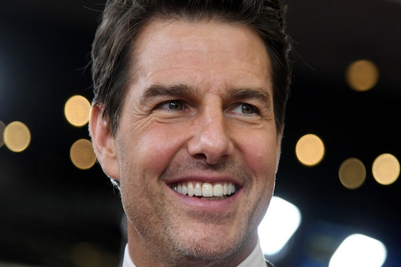 Tom Cruise is working with NASA and SpaceX to film a movie on the International Space Station