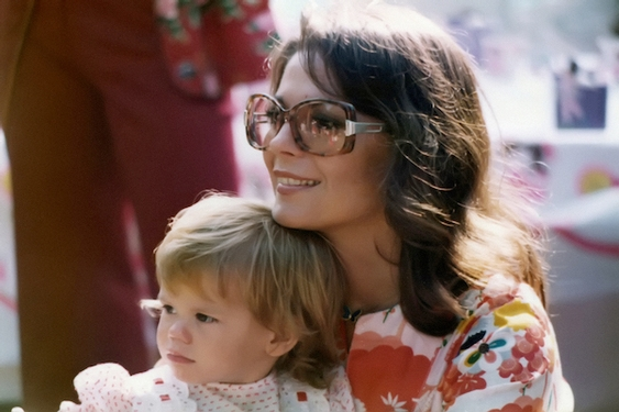 Intimate portraits piece together the puzzle of Natalie Wood, the person and mother