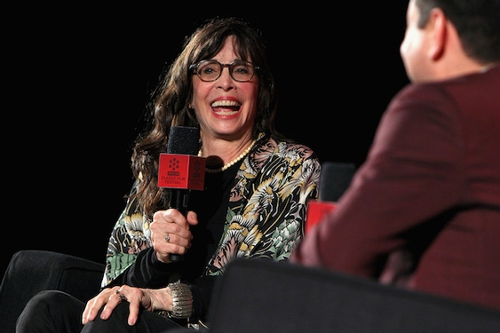 Talia Shire on 'Rocky,' 'Godfather' and Brando's 'great acting charisma'