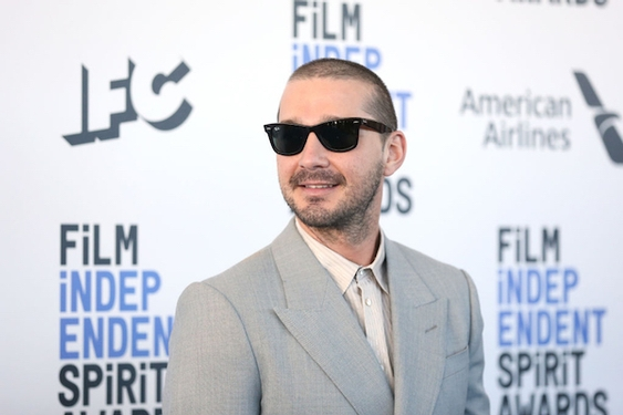 Is Shia LaBeouf in 'brownface'? Cholo role raises question of who gets to adopt whose culture