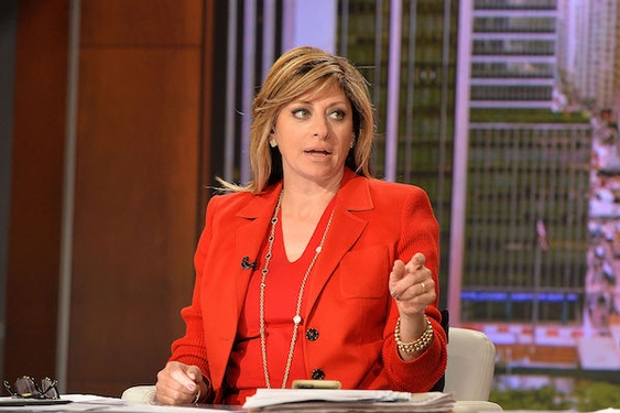 What happened to Maria Bartiromo? The Trump election fraud story has the TV news biz asking