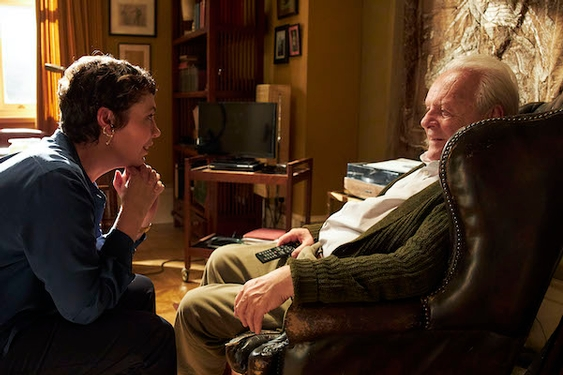 Anthony Hopkins gives desperately humane performance as man with dementia in 'The Father'