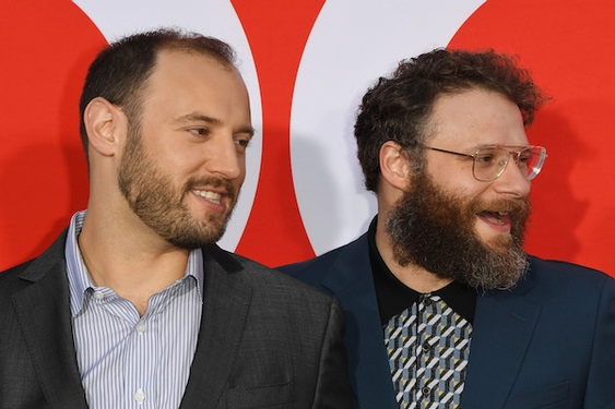 Seth Rogen and Evan Goldberg talk cannabis, creativity and a lot of lost lighters