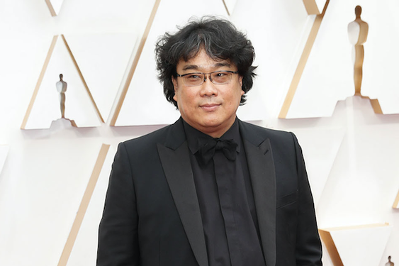 'Parasite' director Bong Joon-ho addresses anti-Asian violence