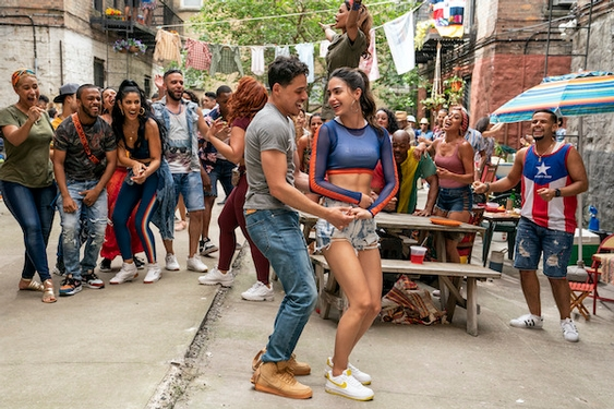 Be among the first to see 'In the Heights' at LA Latino International Film Festival