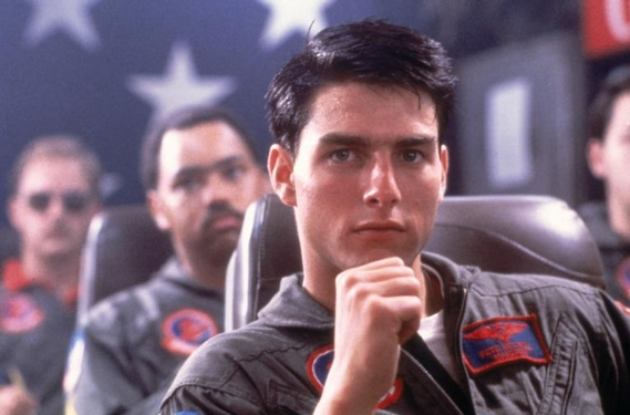 Top Gun - Limited theatrical release begins on 5/13 to celebrate Top Gun Day & its 35th Anniversary