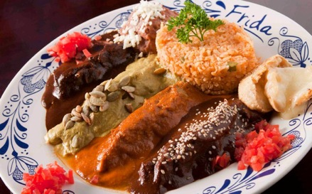 Westwood's Frida Mexican Cuisine: Indulge in Mole Dishes, Warm Tortillas