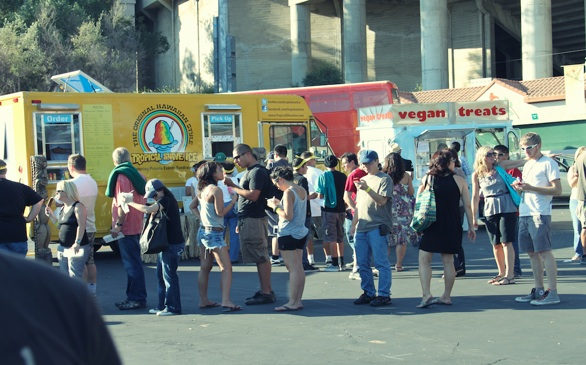 Hungry for More Info About LA Street Food Fest?