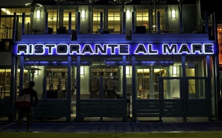 Ristorante Al Mare: Romance on the Santa Monica Pier