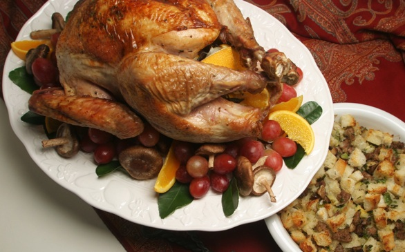 Where Can a College Student Get Thanksgiving Dinner Around Here?