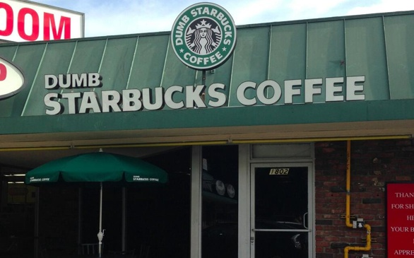 UPDATE: Comedy Central Behind L.A.'s 'Dumb Starbucks'