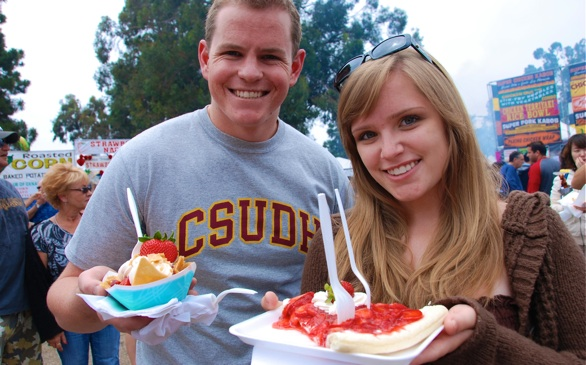 You're in for a Tasty Treat at the 31st Annual California Strawberry Festival!