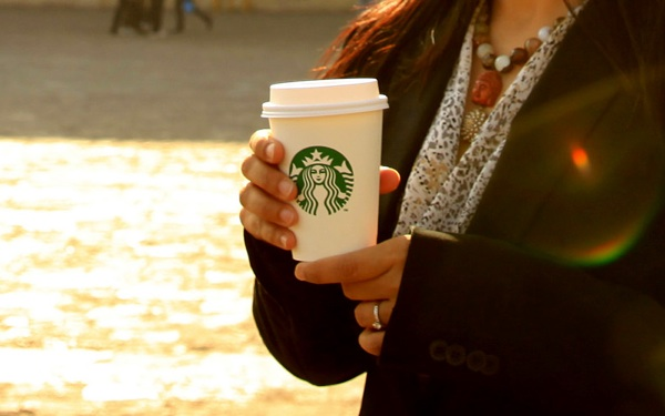 Starbucks Announces Plans to Offer Delivery Service