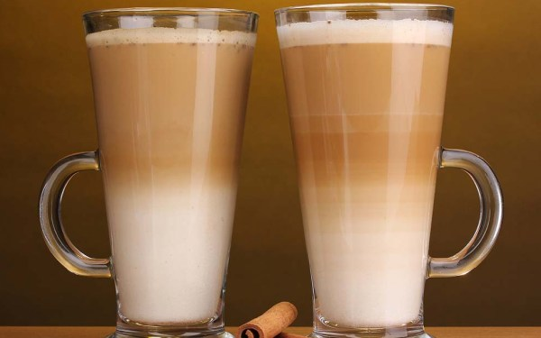 Tired of spilling your coffee? Try a latte instead, scientists say
